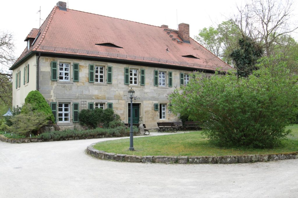 Forsthaus Oberwaiz