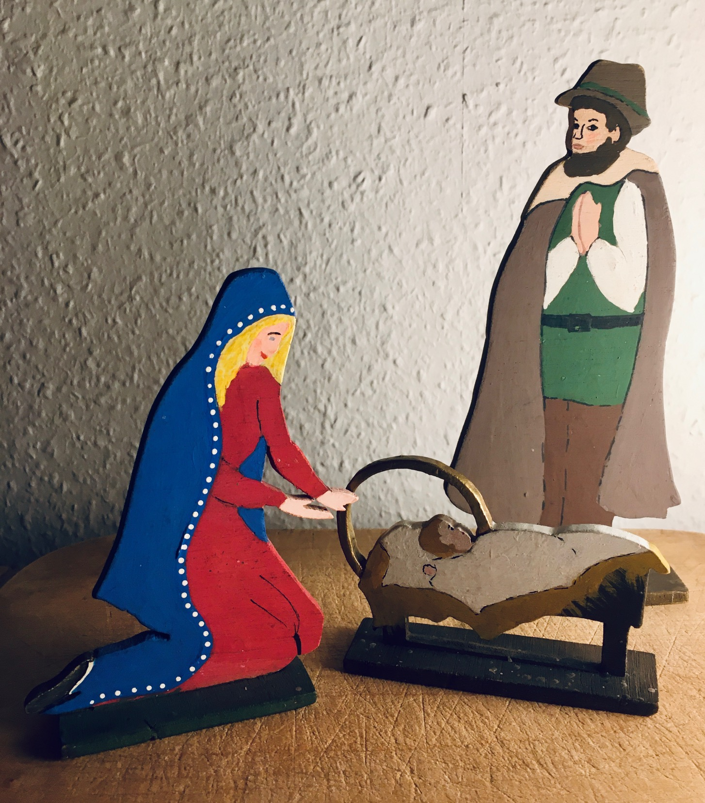 Krippenspiel: Weihnachtsgeschichte nach Carl Orff