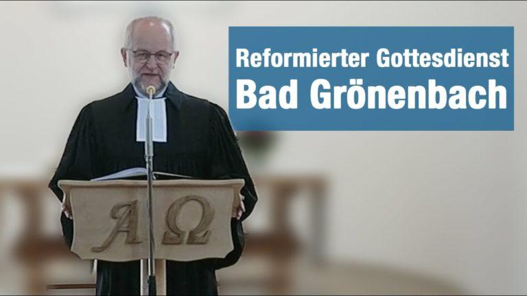 Videogottesdienst aus Bad Grönenbach