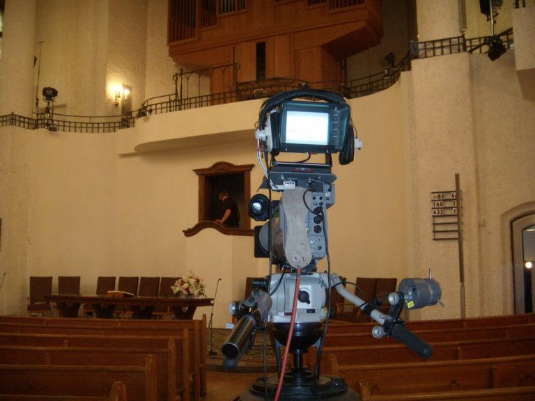 MDR-Fernsehgottesdienst am 10. November aus der Evangelisch Reformierten Kirche zu Leipzig