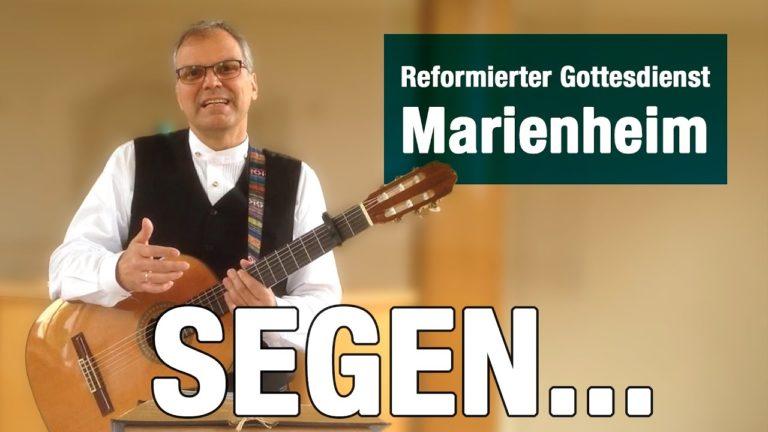 Videogottesdienst aus Marienheim
