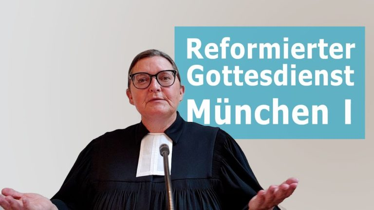 Videogottesdienst aus München I
