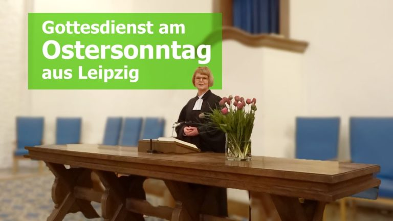 Ostergottesdienst aus Leipzig