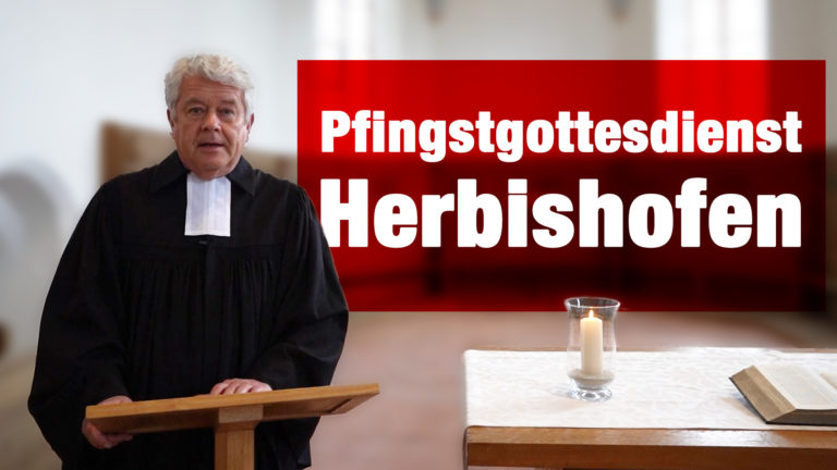 Pfingstgottesdienst aus Herbishofen