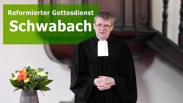 Videogottesdienst aus Schwabach